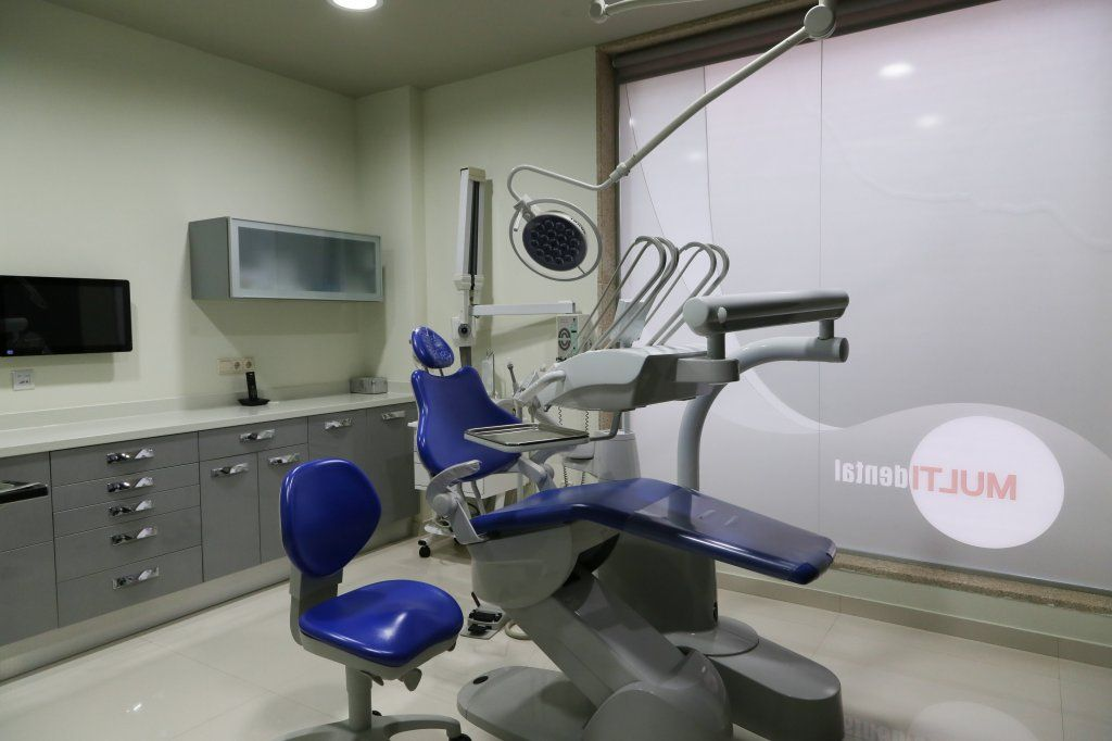 CLÍNICA MULTIdental consultorio